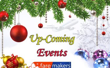 Enjoy Up-Coming Event With Your Travel Partner