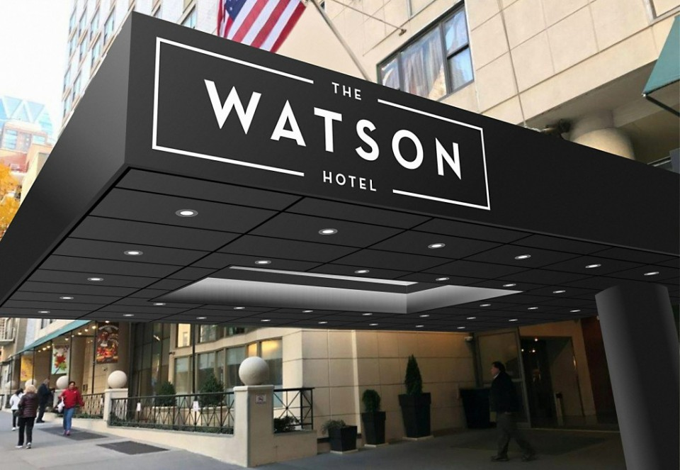 the watson hotel new york book now save with croozi. Black Bedroom Furniture Sets. Home Design Ideas