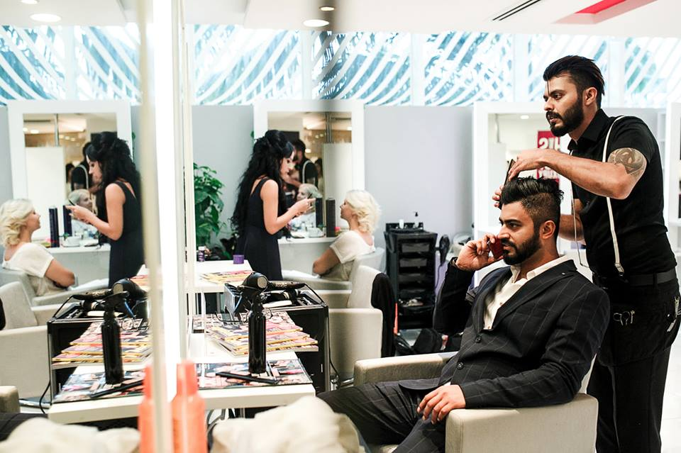 Ladies & Men's Hair And Beauty Salon In