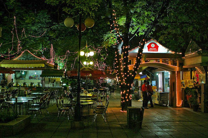 Melody Food Street Islamabad Contact