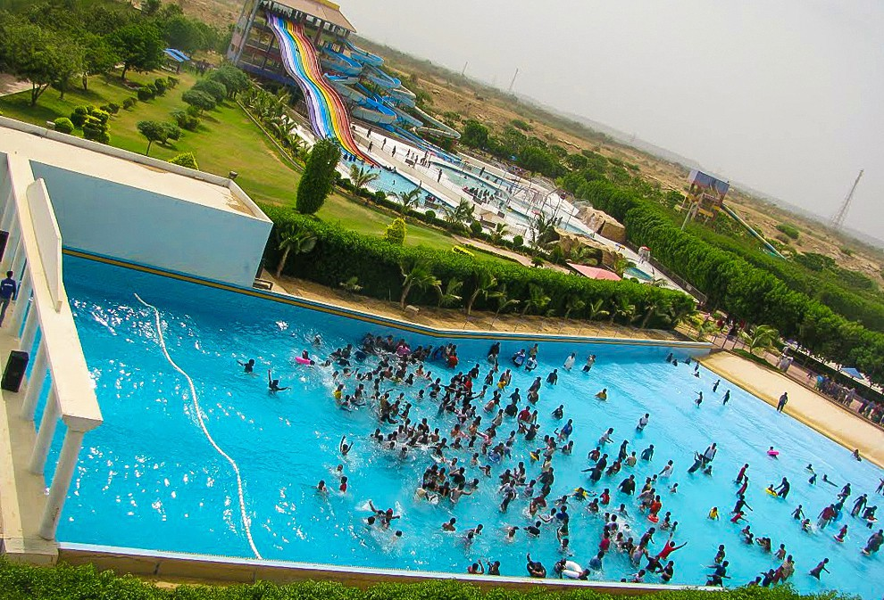 Sunway Lagoon Water Park Karachi Find Map Location Croozi