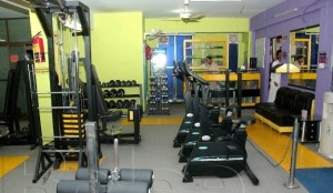 Bodionix Gym (Gents-Ladies) F-10 Markaz, Islamabad