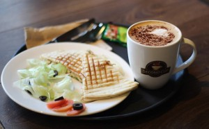 Second Cup Cafe - F-11 Markaz - Islamabad