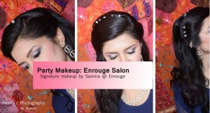 Enrouge Salon's by Samina - People market, Hayatabad, Peshawar