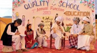 Quality School - Wah Cantt