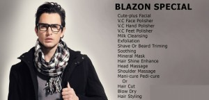 Blazon Men's Salon - Maulana Shaukat Ali Road, Lahore