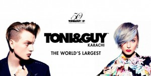 TONI&GUY Salon - Ocean Mall Clifton, Karachi