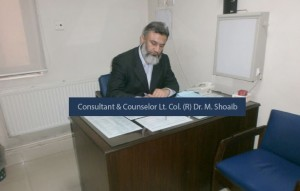 Lt. Col. (R) Dr. Shoaib - Consultant and Counselor - Maryam Memorial Hospital, Rawalpindi