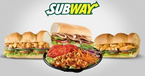 Subway - Atrium Mall, Karachi