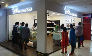 SaND For Soapaholics - Garuda Mall, Bangalore