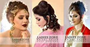 Ladies Zone Beauty Salon - DHA Lahore