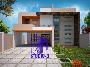 Architect & Interior Design office Studio3 Multan