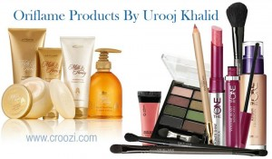 ORIFLAME (Beauty & Healthcare Products) by UROOJ KHALID