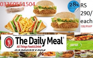 DAILY MEAL ISLAMABAD