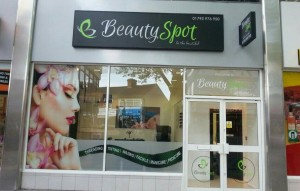 Beauty Spot - Havelock Square Swindon