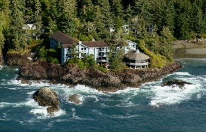 Wickaninnish Inn - Tofino