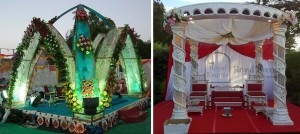 Royal Events Stage Decor