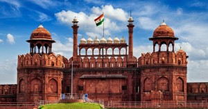 The Red Fort - Lal Qila - New Delhi