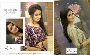 Rozella Beauty Salon  F-8 Islamabad