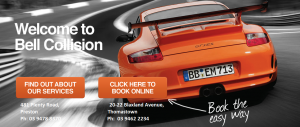 Bell Collision Repair Centre - Melbourne