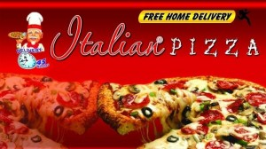 Italian Pizza - Food Street Rawalpindi
