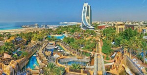 The Wild Wadi Water Park - Dubai