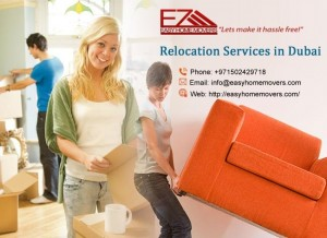 Easy Home Movers - Dubai U.A.E