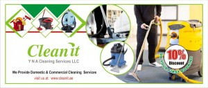 Clean It (YNA Cleaning Services LLC) - Dubai