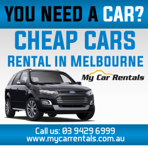 Cheap Car Rental Melbourne