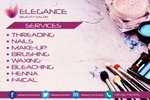 Elegance Beauty Salon - Remraam Dubai