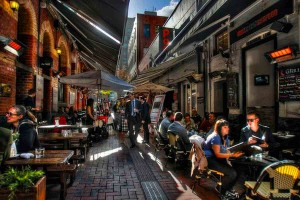 Best Restaurants Melbourne CBD - Garden State - Croozi