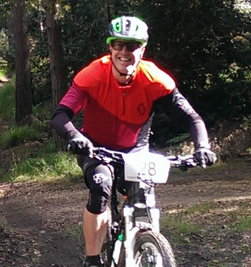 New Forest Mountain Biking