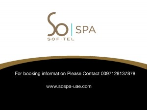 So Spa & Massage in Abu Dhabi