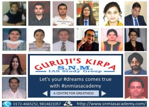 SNM - Best IAS & PCS Coaching Institute in Chandigarh