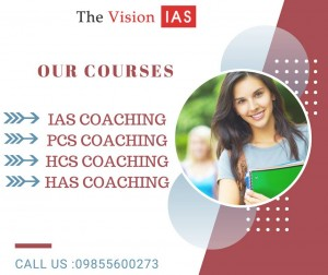 The Vision IAS - IAS Coaching in Chandigarh