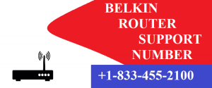 Belkin Router Support - San Francisco