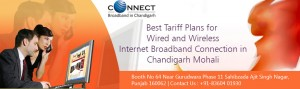 Connect Broadband Services Chandigarh Mohali