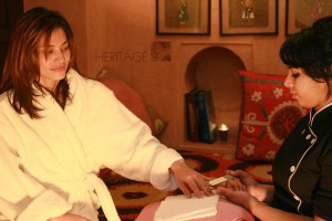 Heritage Spa - Marrakesh Morocco - Croozi.com