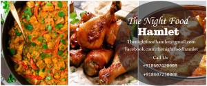 The Food Hamlet - Night Food Delivery Chandigarh Mohali