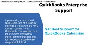 Intuit QuickBooks Enterprise Support - Chester Gap