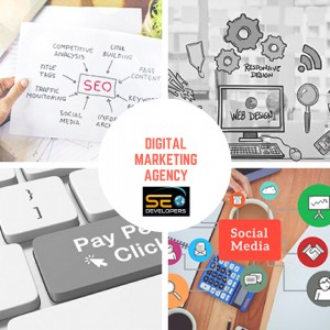 Digital Marketing Agency London - SEO Developers