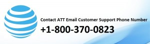 AT&T Email Tech Support 1-800-370-0823