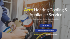 Aero Heating Cooling & Appliance Service