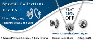 Silver Shine - Sterling Silver Jewelry