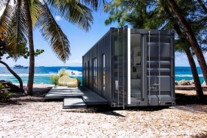 Luckdrops - Shipping Containers Homes