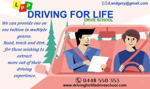 Melbourne Driving School, Driving Instruction :: Driving for Life Driv