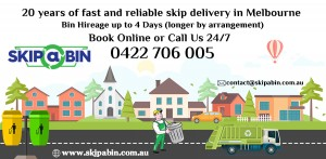 Skip a Bin - Waste Rubbish Removal - Bin Hire Services