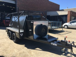 Vawdrey Custom Trailers