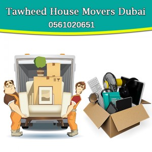 Tawheed Home movers Dubai 056 102 0651
