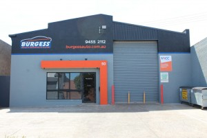 Burgess Automotive - Melbourne